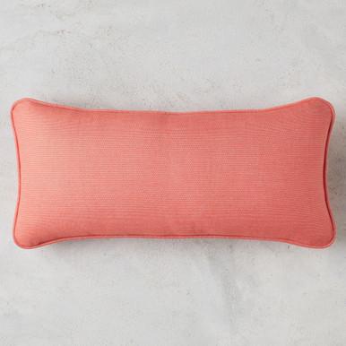 Premier Flamingo Outdoor Lumbar Pillow