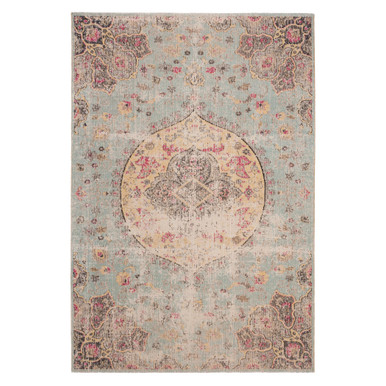 Celyn Outdoor Rug - Sky