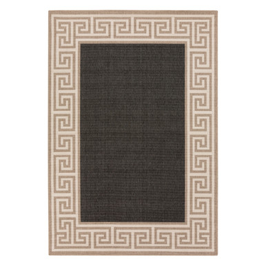 Finley Outdoor Rug - Black