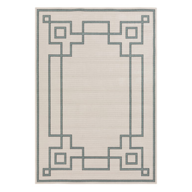 Landry Outdoor Rug - Ivory