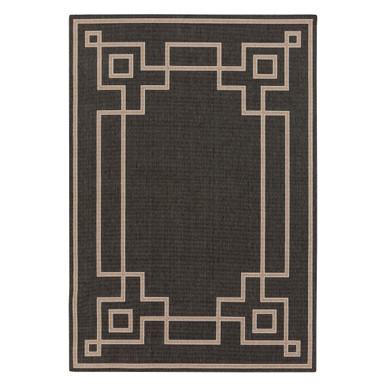 Landry Outdoor Rug - Black