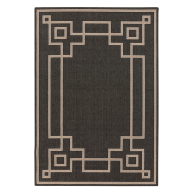 Landry Outdoor Rug - Black