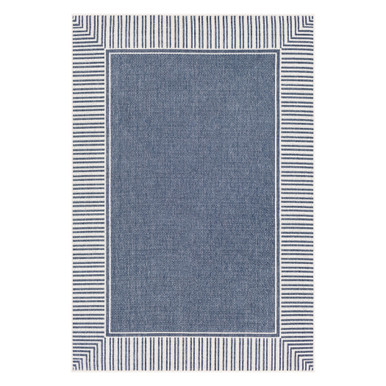 Ramsey Outdoor Rug - Denim