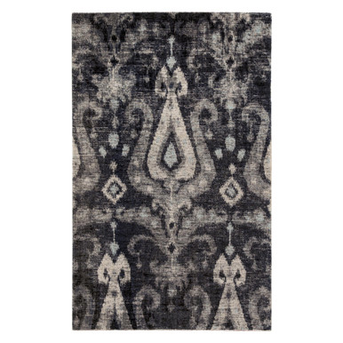 Caddessi Outdoor Rug - Black