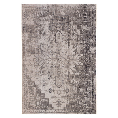 Raegan Outdoor Rug - Light Grey