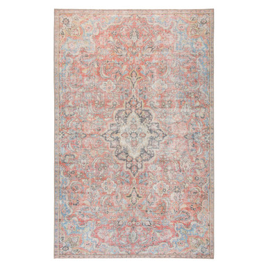 Phoebe Outdoor Rug - Chili