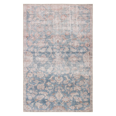Silas Outdoor Rug - Sky Blue