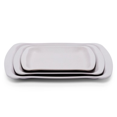 3 PC Serving Tray