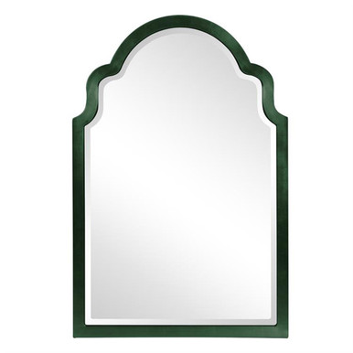 Sultan Mirror - Glossy Hunter Green