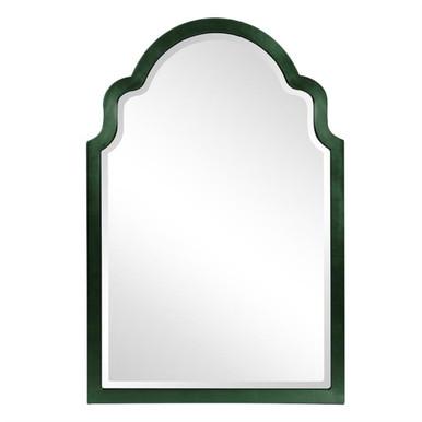 Sultan Mirror - Glossy Hunter Green