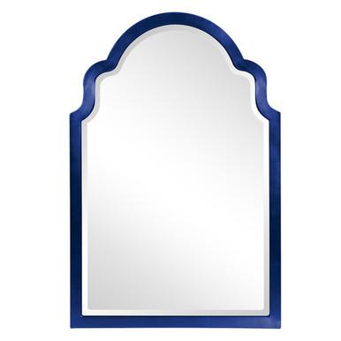 Sultan Mirror - Glossy Navy Blue