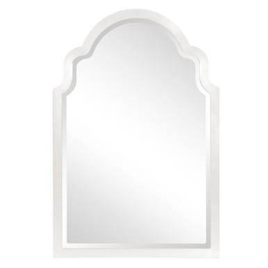 Sultan Mirror - Glossy White