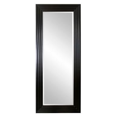 Delano Mirror - Glossy Black