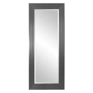 Delano Mirror - Glossy Charcoal