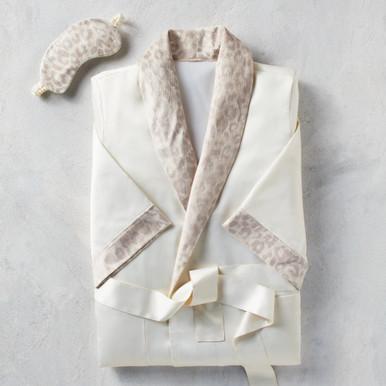 Persia Robe Set - Champagne