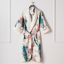 Pavo Robe Set - Ivory