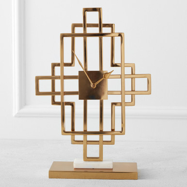 Perry Table Clock