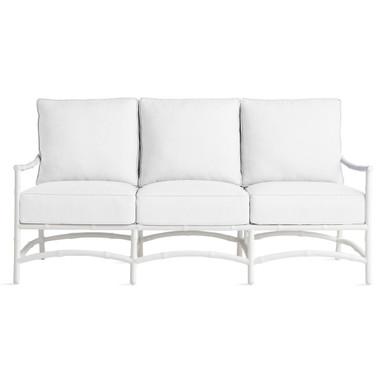 Savannah Outdoor Sofa - Linen