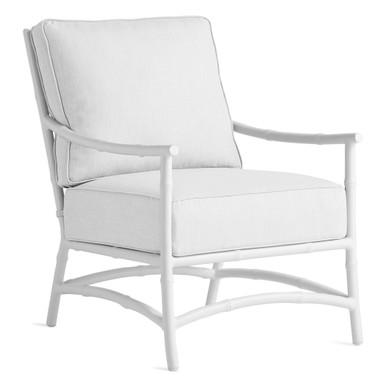 Savannah Outdoor Lounge Chair - Linen