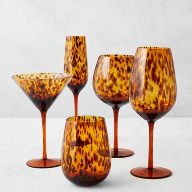 Tori Glassware - Sets of 4