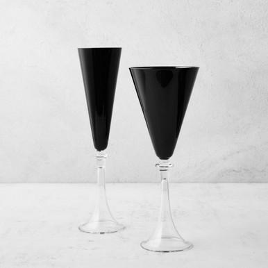 Livia Glassware - Sets of 4