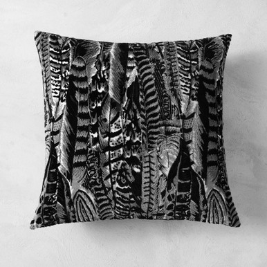 """Feather Pillow Cover 22"""""""