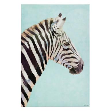 Colorful Zebra