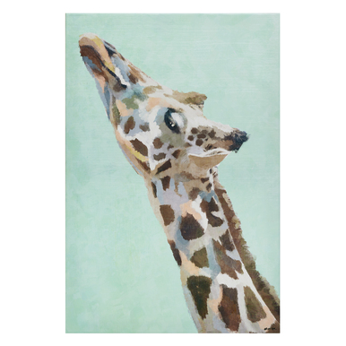 Colorful Giraffe