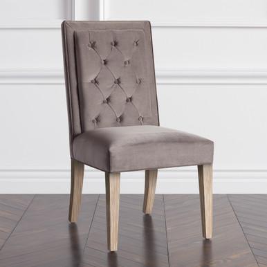 Maxwell Dining Chair - Wash Oak