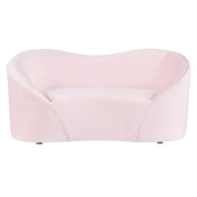 Poodle Bed - Blush