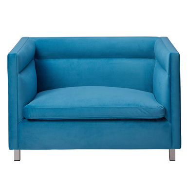 Beagle Bed - Blue