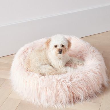 Faux Yak Fur Bed