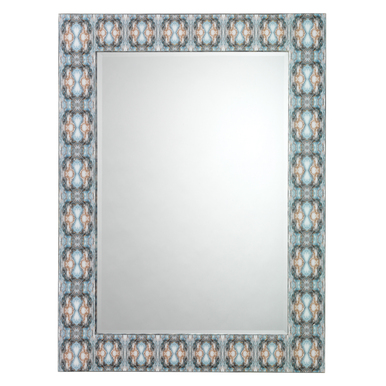 Rorschach Mirror - Blue