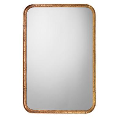 Principle Vanity Mirror - Gold