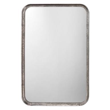 Principle Vanity Mirror - Silver