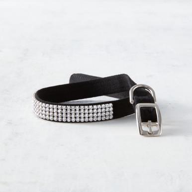 Swarovski Crystal Collar - Black