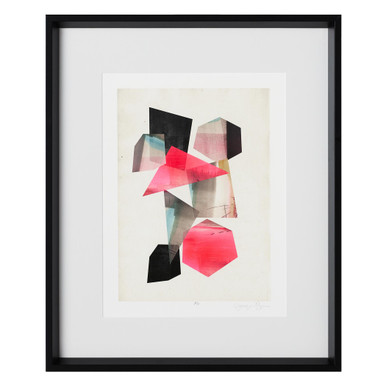 Collaged Shapes I - Limited Edition