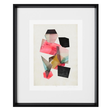 Collaged Shapes II - Limited Edition