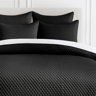 Avalon Bedding - Onyx
