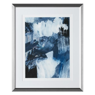 Composition In Blue II - Limited Edition