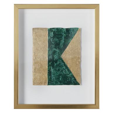 Emerald Facets 1