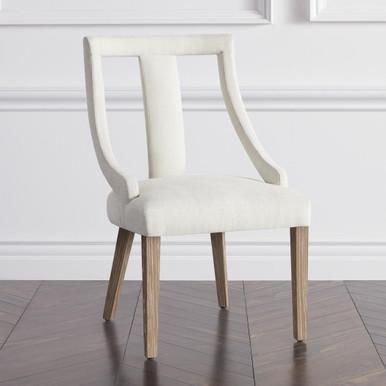 Jade Dining Chair - Wash Oak