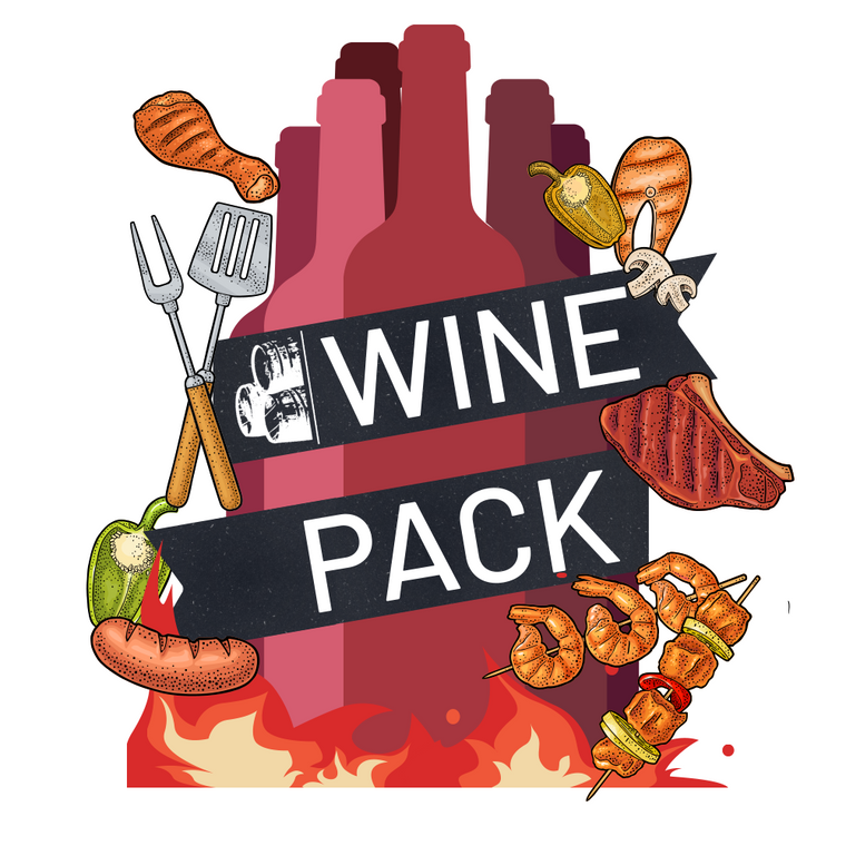 Reds for Grilling Wine 6pk