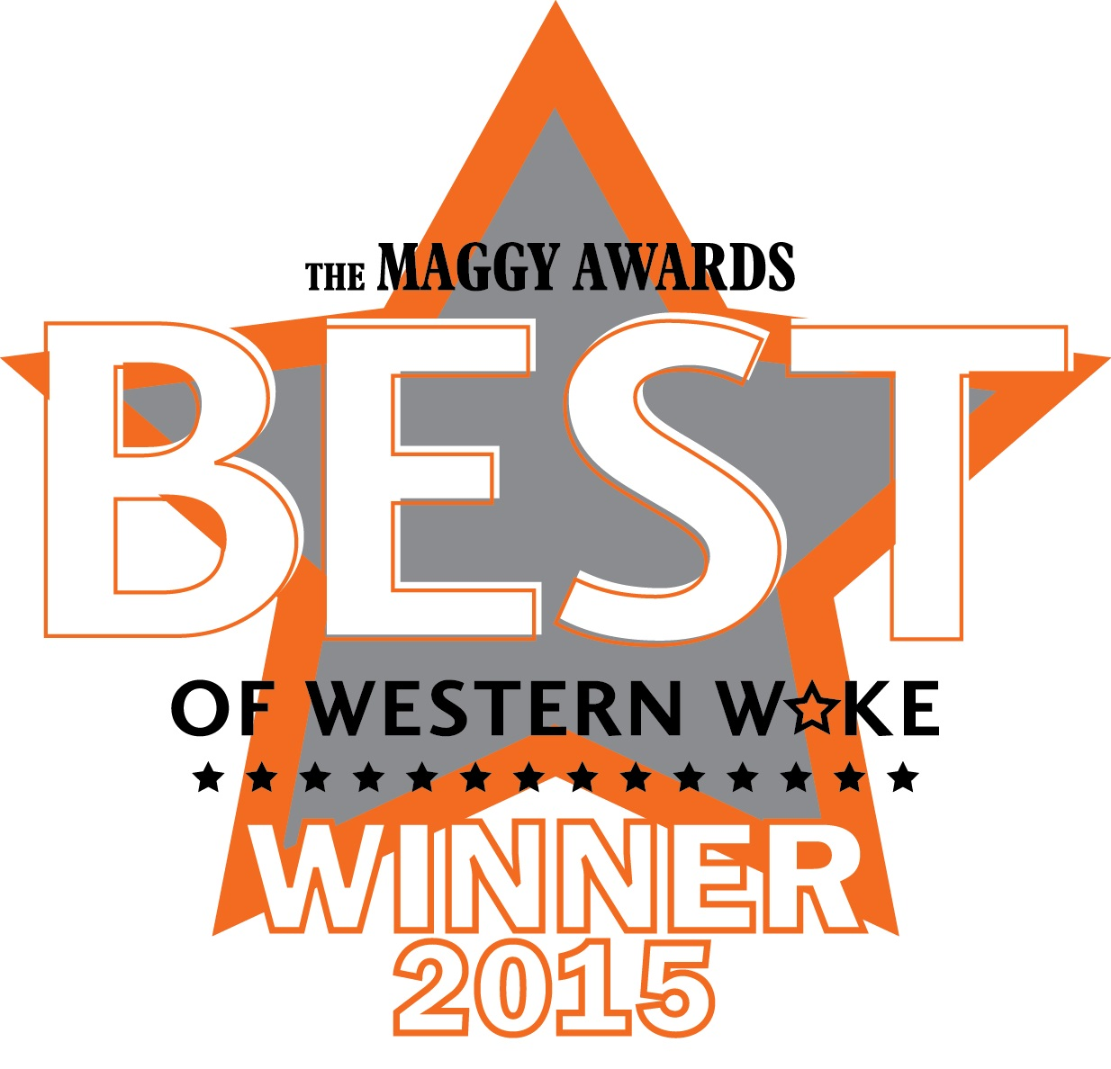 Cary Magazine Maggy Award Best in Western Wake Best Wine Shop Triangle Wine Company 2015