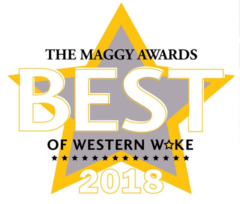 Cary Magazine Maggy Award Best in Western Wake Best Wine Shop Triangle Wine Company 2018