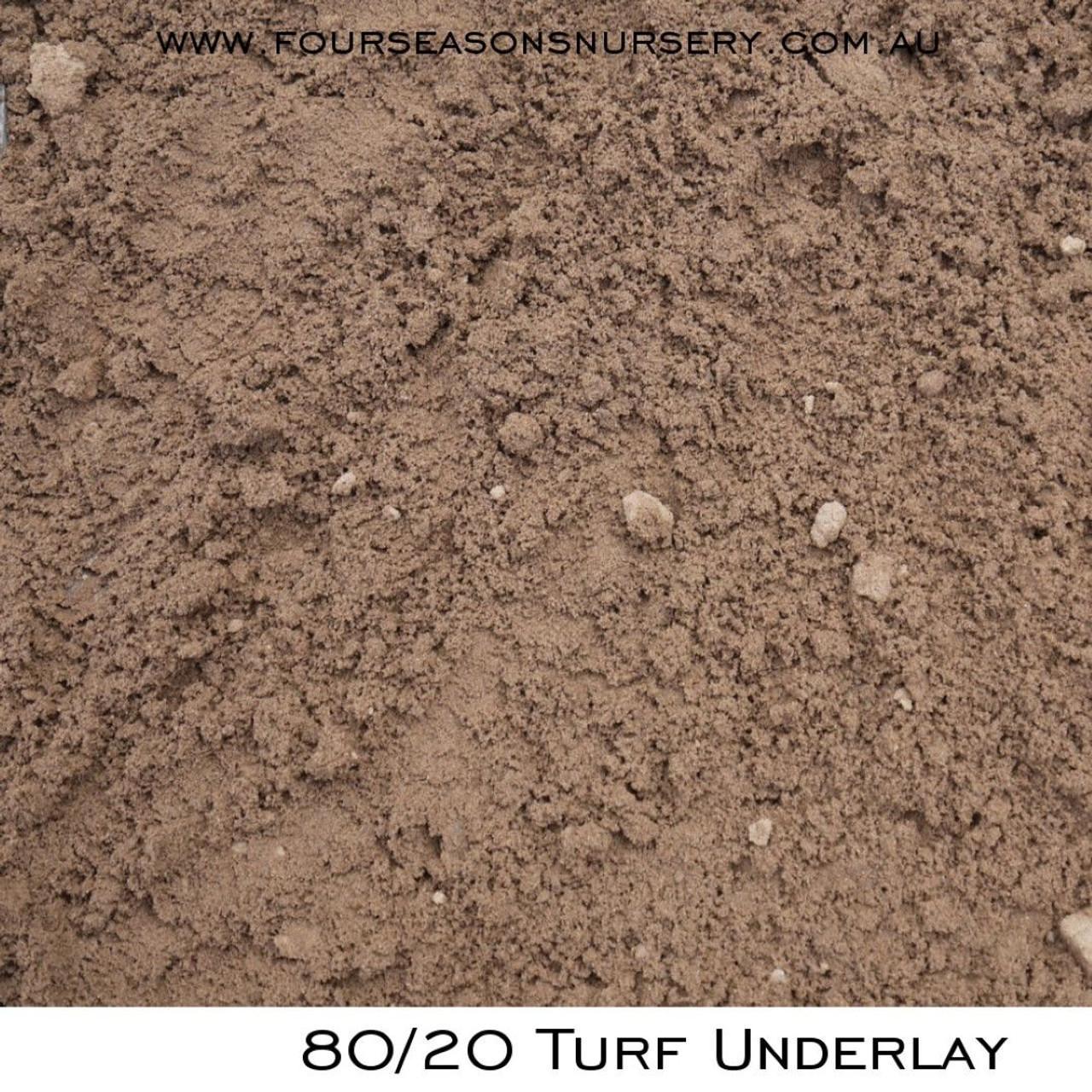 80/20 Turf Underlay
