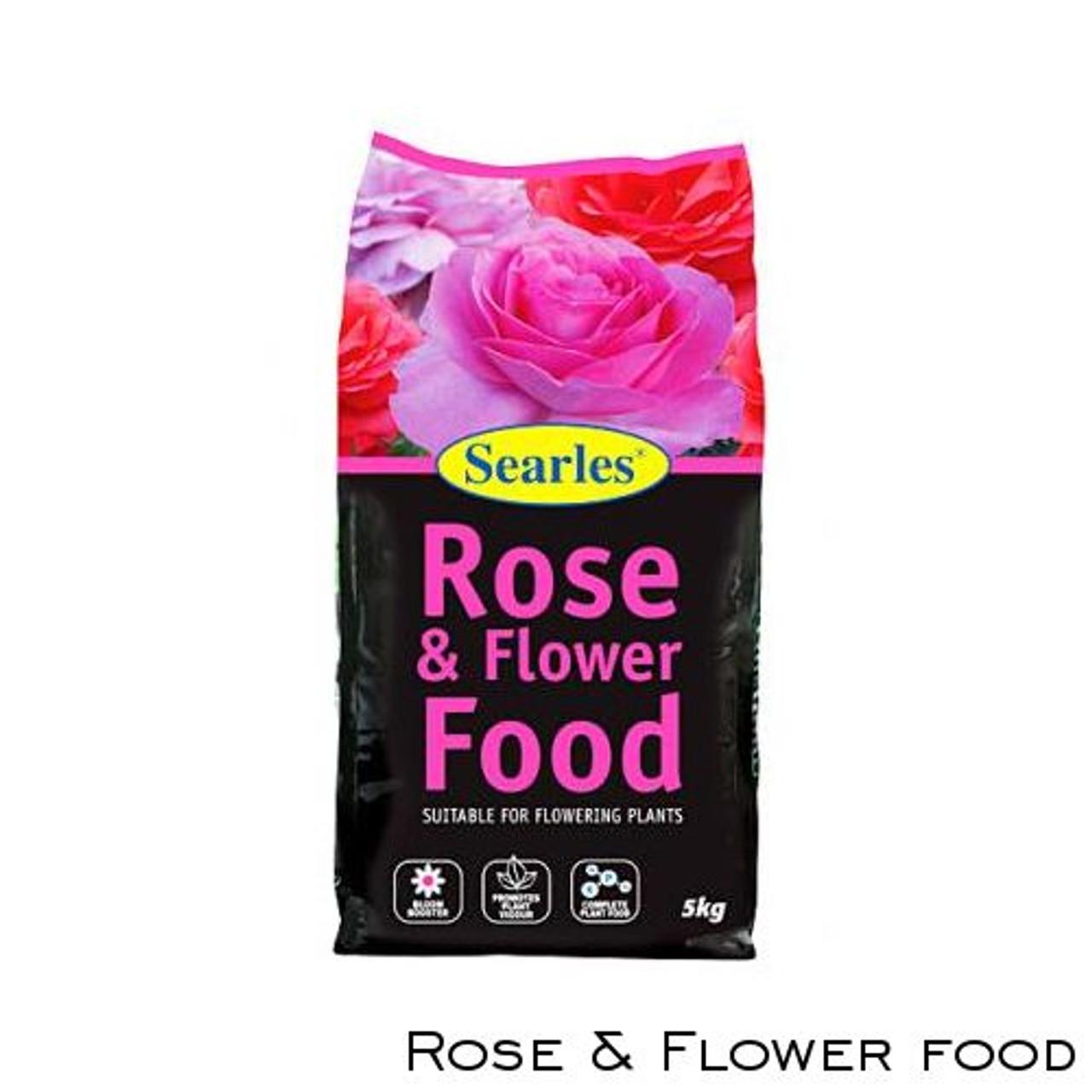Searles Rose & Flower Food