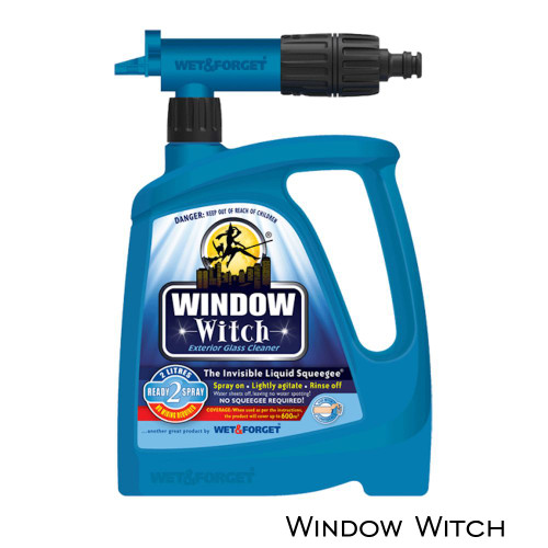 Window Witch Hose On 2ltr RTU