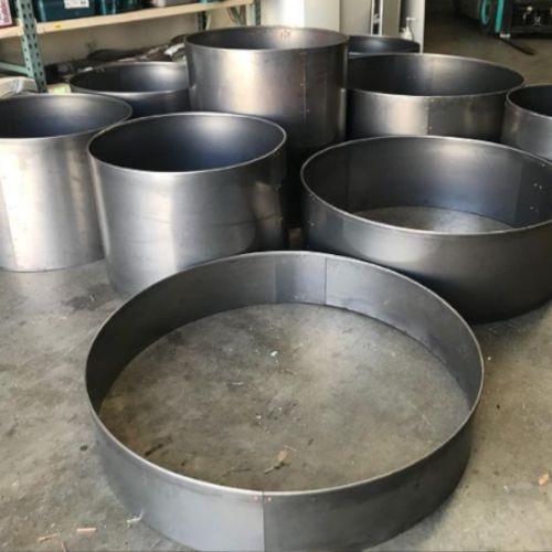 Formboss Custom Ring Rolling