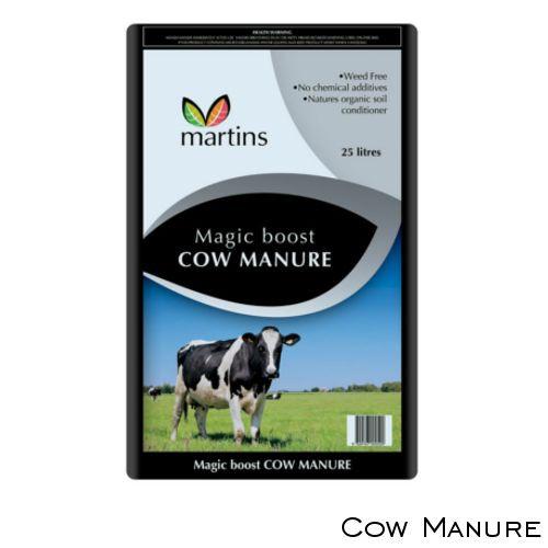 Cow Manure 25ltr